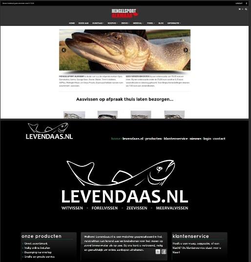 Webshops hengelsport alkmaar en levend aas
